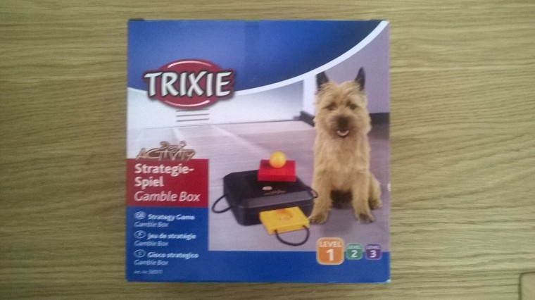 gra Trixie Gamble Box